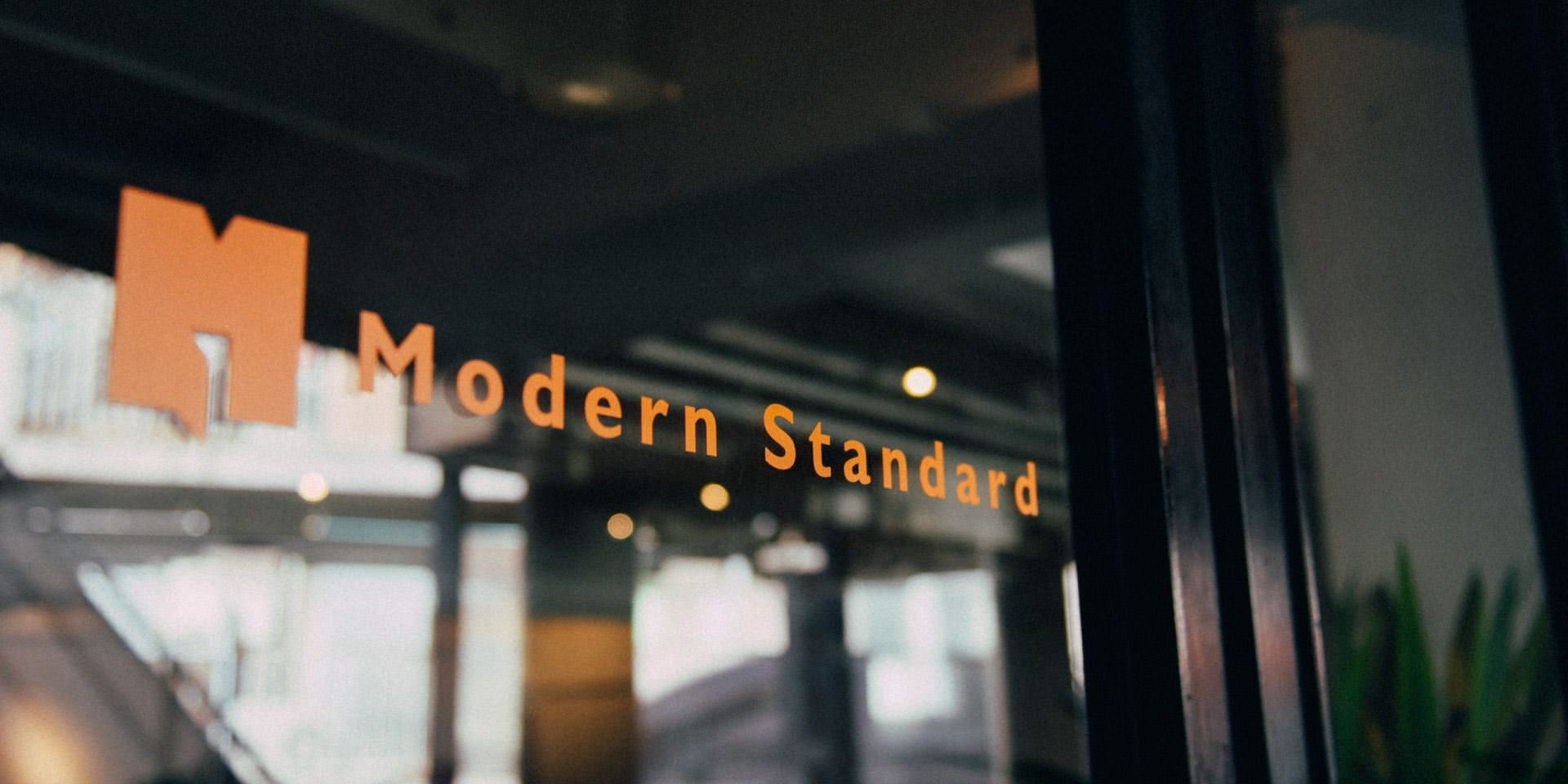 Modern Standard エントランスイメージ