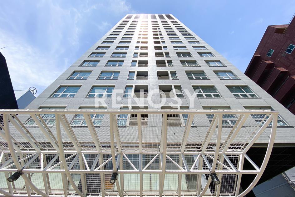 レジディアタワー麻布十番の写真1-slider