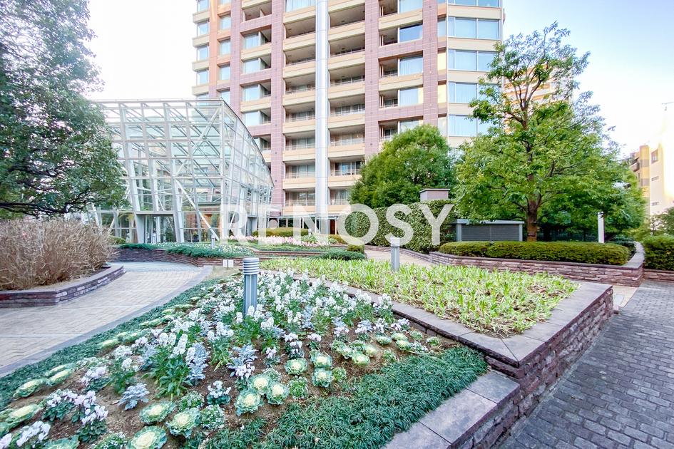 青山パークタワー 18階 2LDK 645,000円の写真4-slider