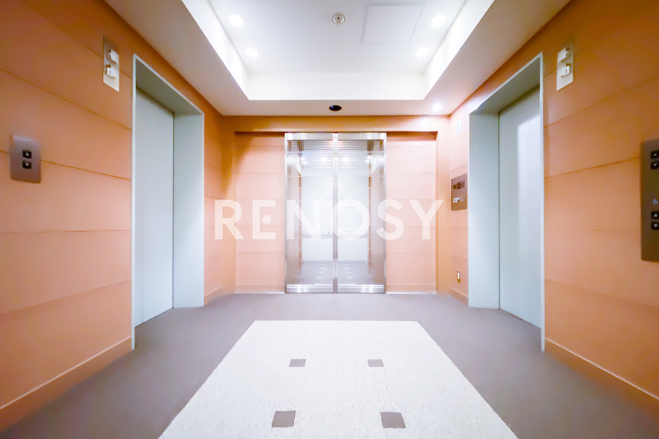 青山パークタワー 18階 2LDK 645,000円の写真23-slider