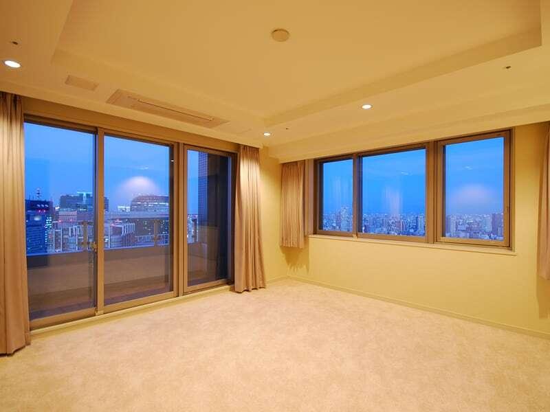 ラ・トゥール汐留 45階 2LDK 720,000円の写真17-slider