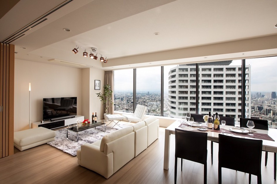 セントラルパークタワー・ラ・トゥール新宿 20階 3LDK 790,000円の写真14-slider