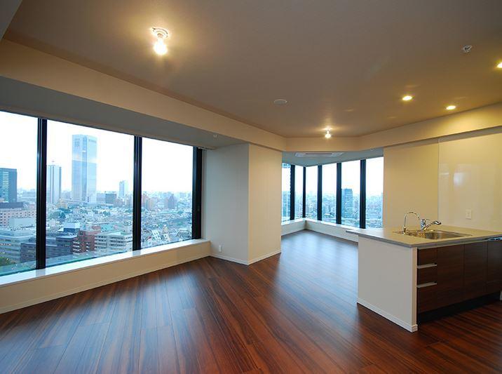 セントラルパークタワー・ラ・トゥール新宿 20階 3LDK 790,000円の写真19-slider