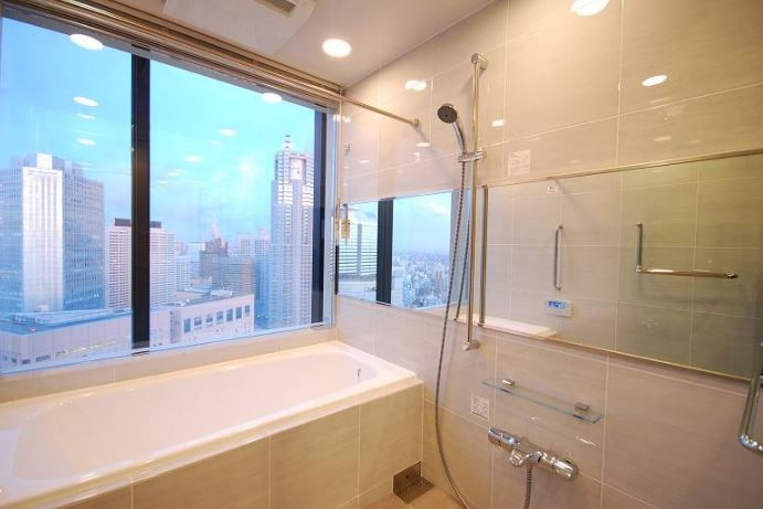 セントラルパークタワー・ラ・トゥール新宿 20階 3LDK 790,000円の写真24-slider