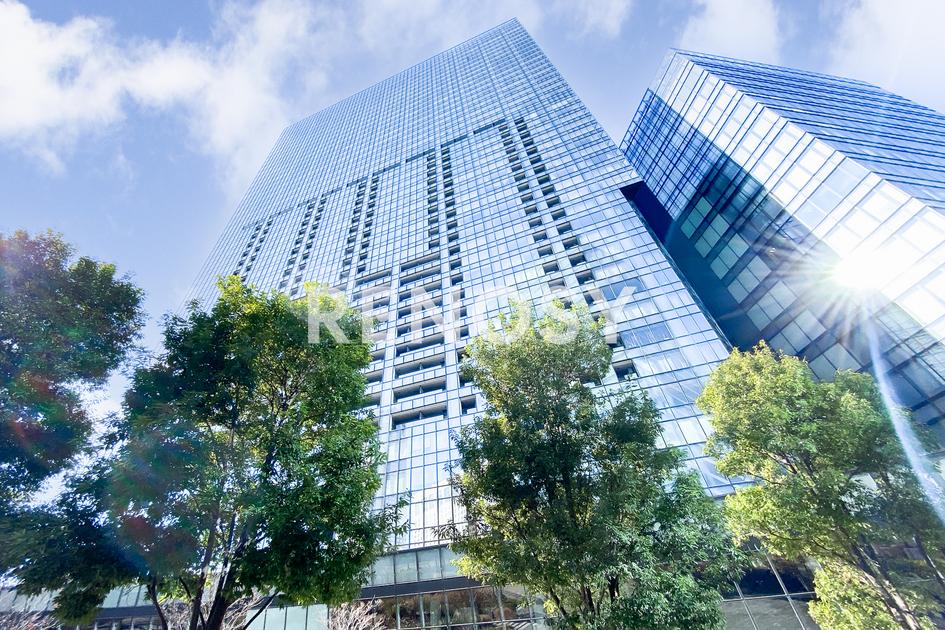 セントラルパークタワー・ラ・トゥール新宿 21階 2LDK 412,250円〜437,750円の写真2-slider