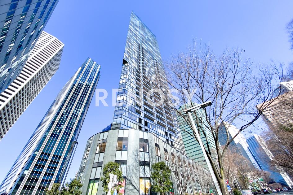 セントラルパークタワー・ラ・トゥール新宿 43階 3LDK 1,250,000円の写真3-slider
