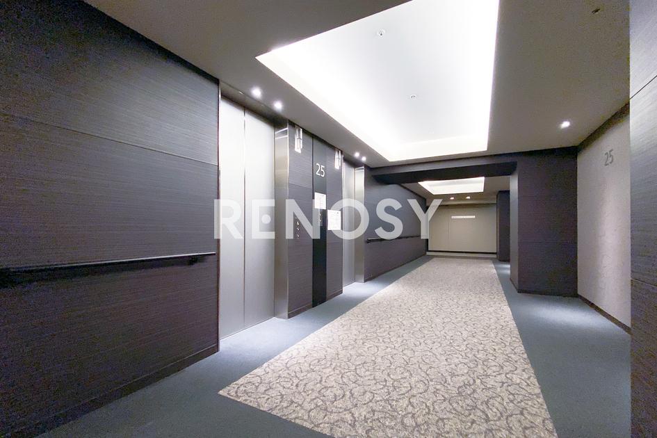 セントラルパークタワー・ラ・トゥール新宿 13階 1LDK 458,000円の写真23-slider