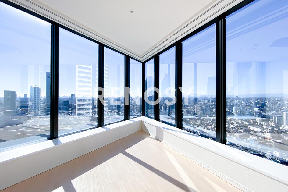 セントラルパークタワー・ラ・トゥール新宿 13階 1LDK 458,000円の写真30-slider