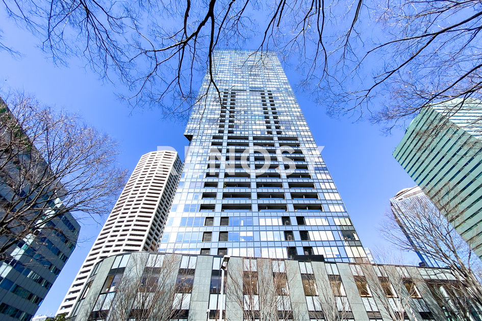 セントラルパークタワー・ラ・トゥール新宿 13階 1LDK 458,000円の写真2-slider