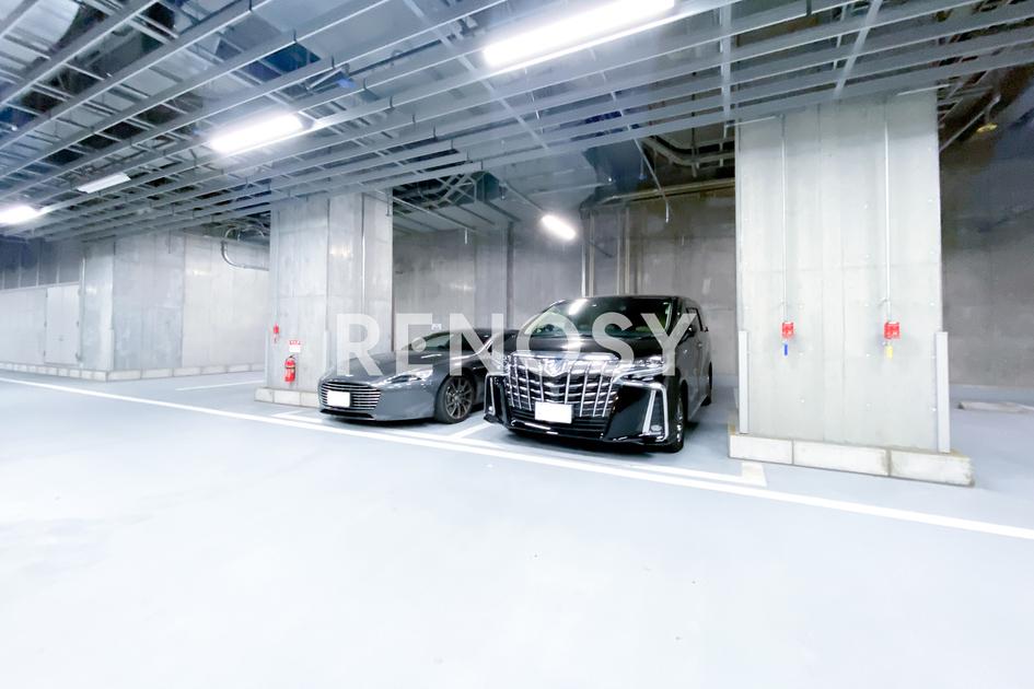 セントラルパークタワー・ラ・トゥール新宿 13階 1LDK 458,000円の写真18-slider