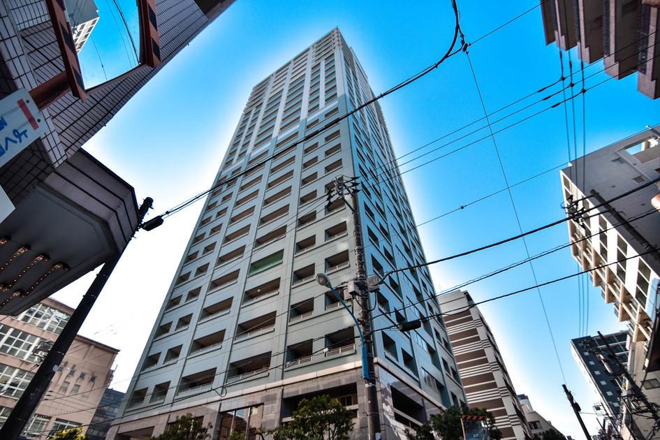 ルネ新宿御苑タワーの写真1-slider