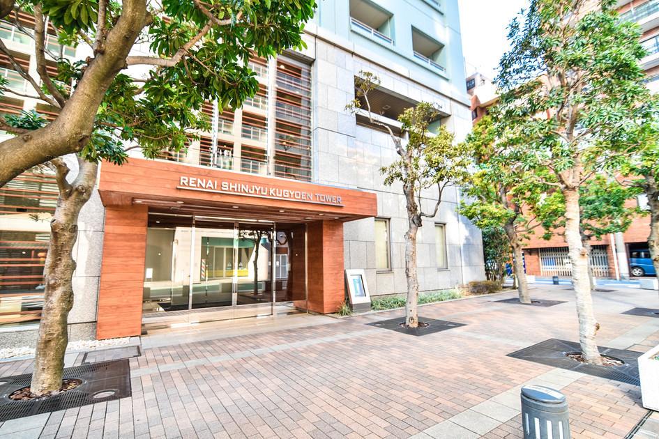 ルネ新宿御苑タワーの写真2-slider