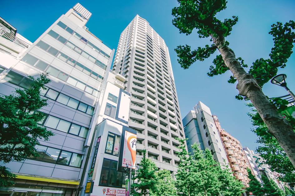 ファーストリアルタワー新宿の写真2-slider