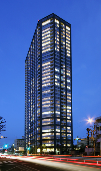 ザ・センター東京 25階 2LDK 340,000円の写真7-slider