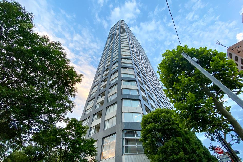ザ・センター東京 25階 2LDK 340,000円の写真6-slider