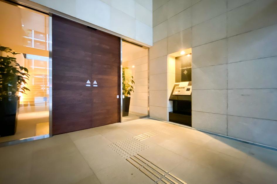 ザ・センター東京 25階 2LDK 340,000円の写真4-slider