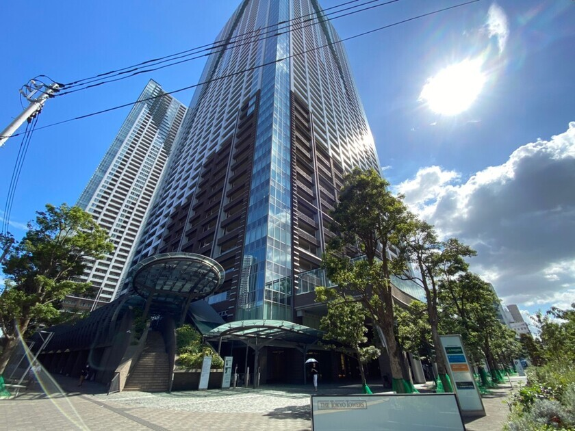THE TOKYO TOWERS MID TOWERの写真1-slider