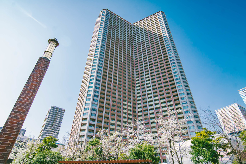 芝浦アイランドケープタワーの写真1-slider