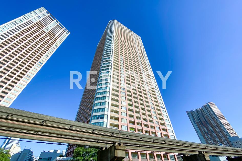 芝浦アイランドグローヴタワーの写真4-slider
