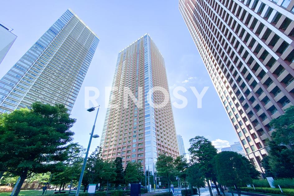芝浦アイランドグローヴタワーの写真1-slider