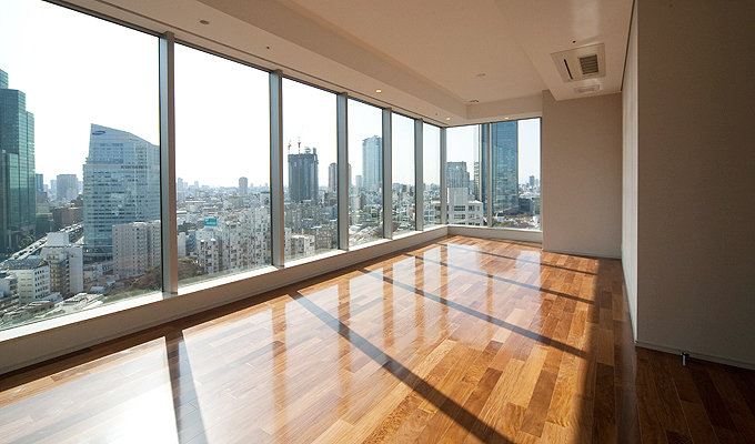 赤坂タワーレジデンス トップオブザヒル 6階 3LDK 999,100円〜1,060,900円の写真13-slider
