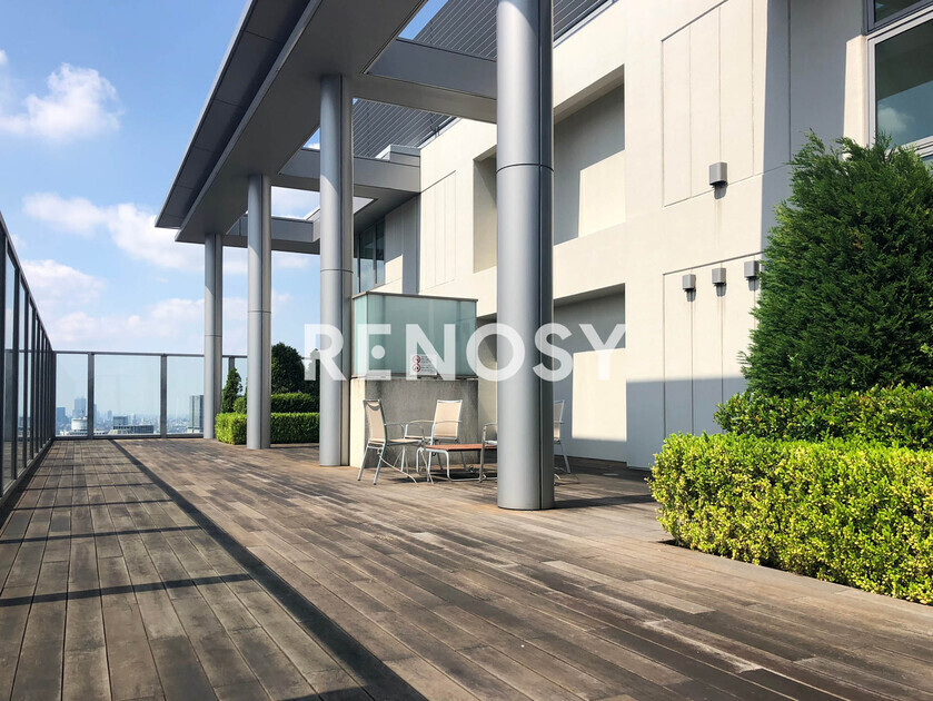 赤坂タワーレジデンス トップオブザヒル 33階 1LDK 450,000円の写真23-slider