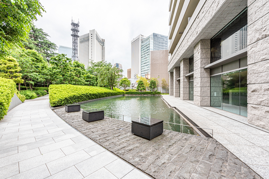 赤坂タワーレジデンス トップオブザヒル 4階 1LDK 360,000円の写真4-slider