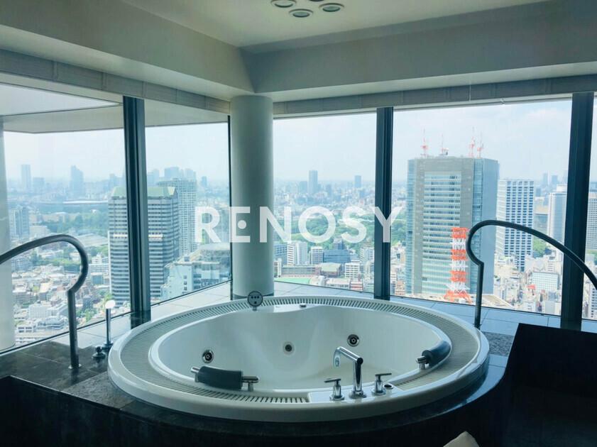 赤坂タワーレジデンス トップオブザヒル 33階 1LDK 450,000円の写真22-slider
