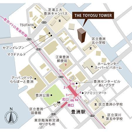 THE TOYOSU TOWERの写真29-slider