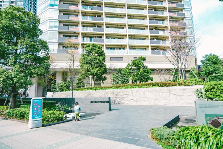 THE TOYOSU TOWERの写真3-slider