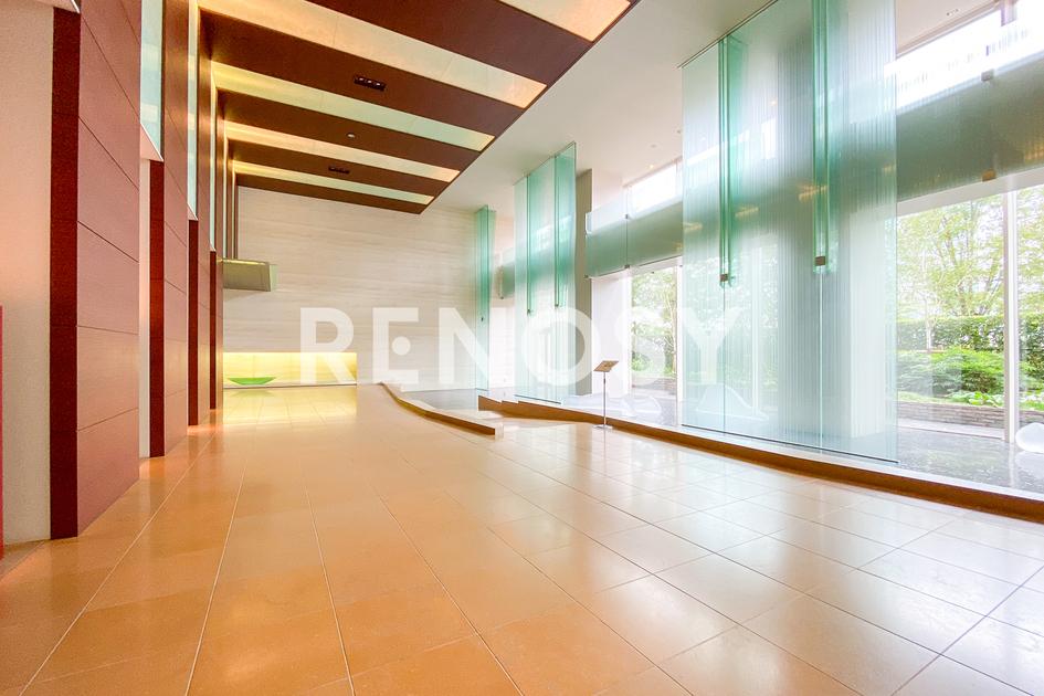 パークコート赤坂ザ・タワー 32階 2LDK 450,000円の写真13-slider
