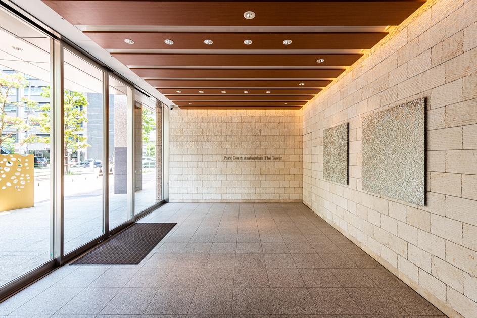 パークコート麻布十番ザ・タワー 16階 1LDK 390,000円の写真4-slider