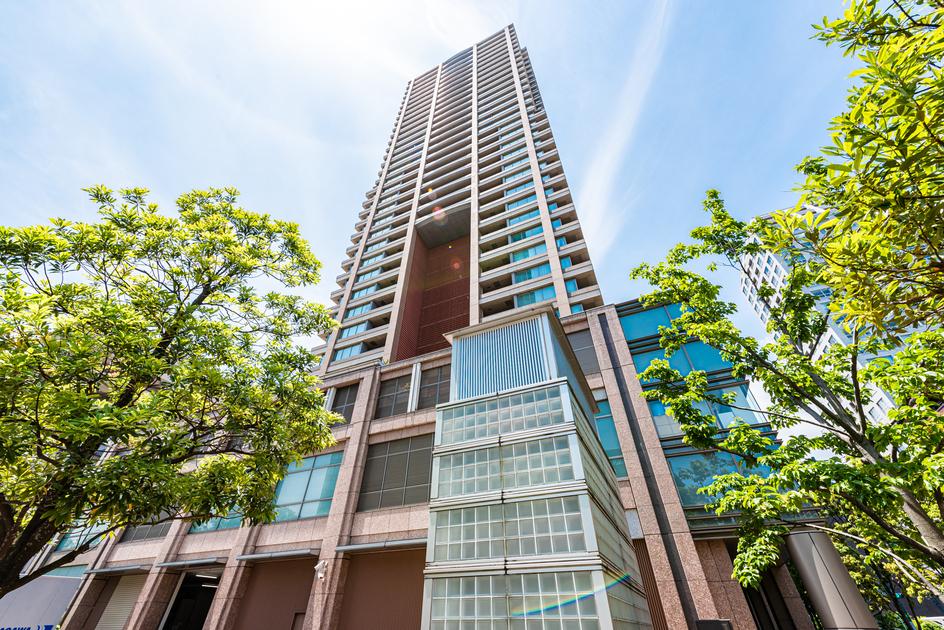 パークコート麻布十番ザ・タワー 16階 1LDK 390,000円の写真2-slider