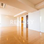 パークコート麻布十番ザ・タワー 17階 2LDK 380,000円の写真17-thumbnail