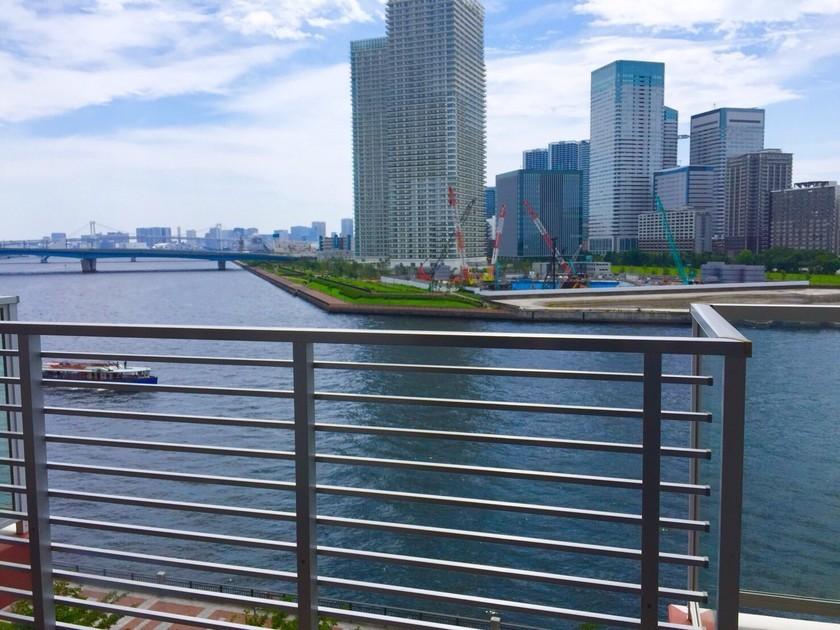 アーバンドックパークシティ豊洲タワー B-3階 2LDK 349,200円〜370,800円の写真14-slider