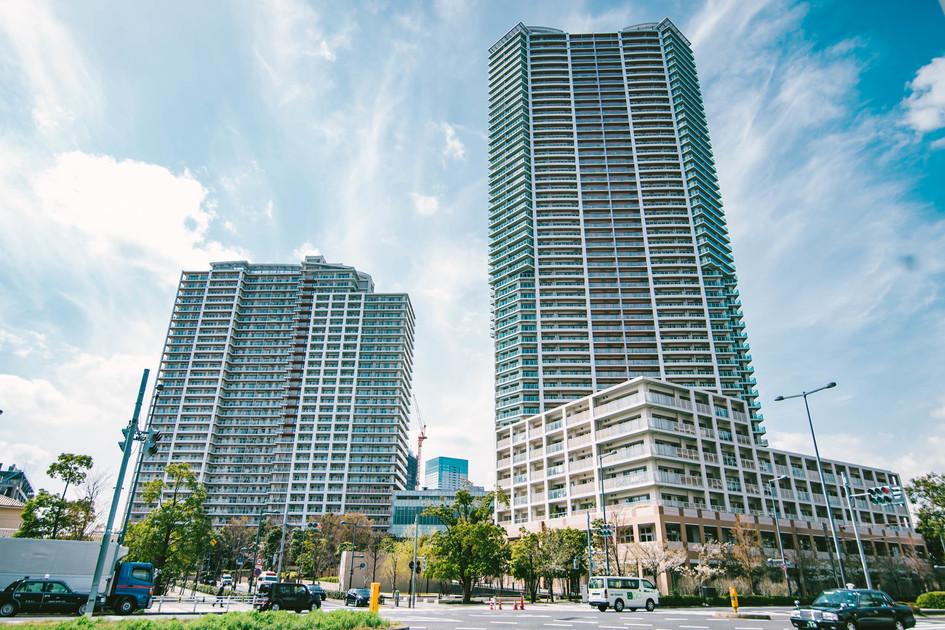 アーバンドックパークシティ豊洲タワー B-3階 2LDK 349,200円〜370,800円の写真2-slider