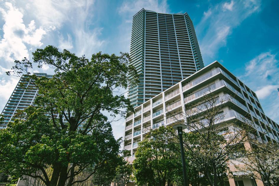 アーバンドックパークシティ豊洲タワー B-3階 2LDK 349,200円〜370,800円の写真3-slider