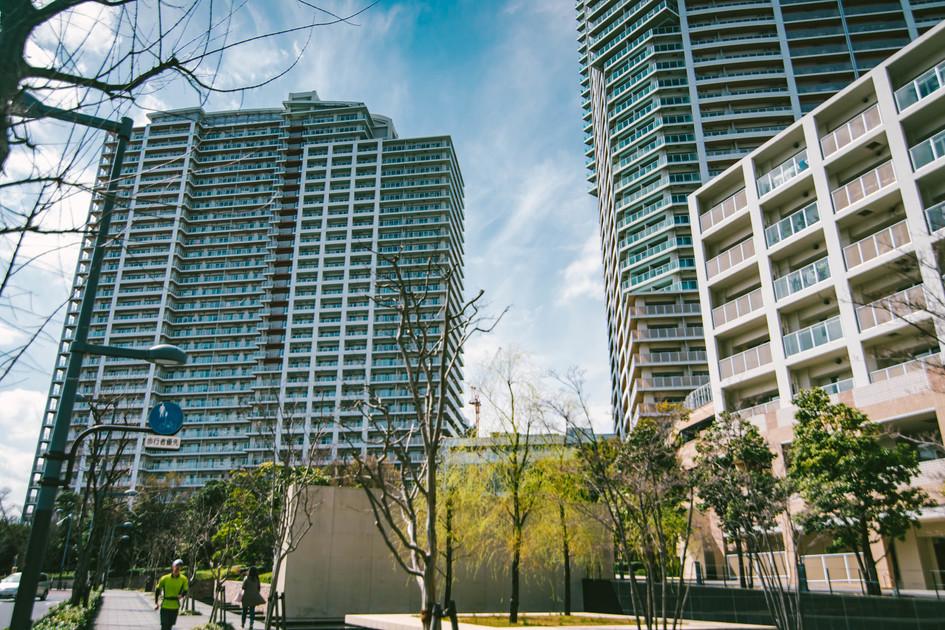 アーバンドックパークシティ豊洲タワー B-3階 2LDK 349,200円〜370,800円の写真4-slider