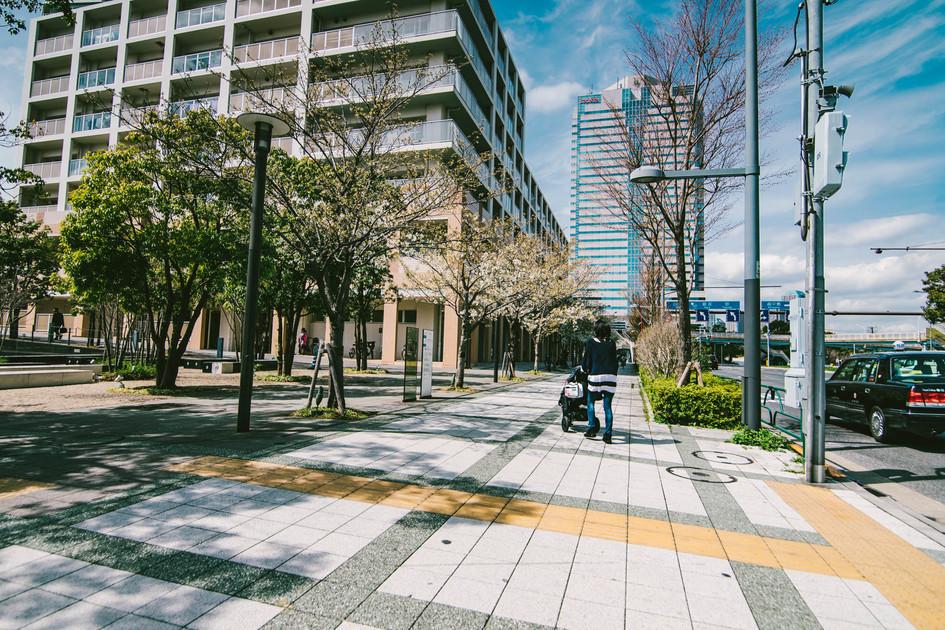 アーバンドックパークシティ豊洲タワー B-3階 2LDK 349,200円〜370,800円の写真7-slider