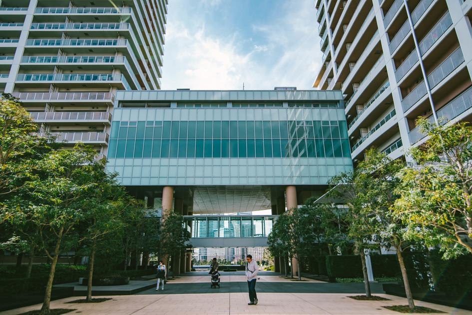 アーバンドックパークシティ豊洲タワー B-3階 2LDK 349,200円〜370,800円の写真8-slider