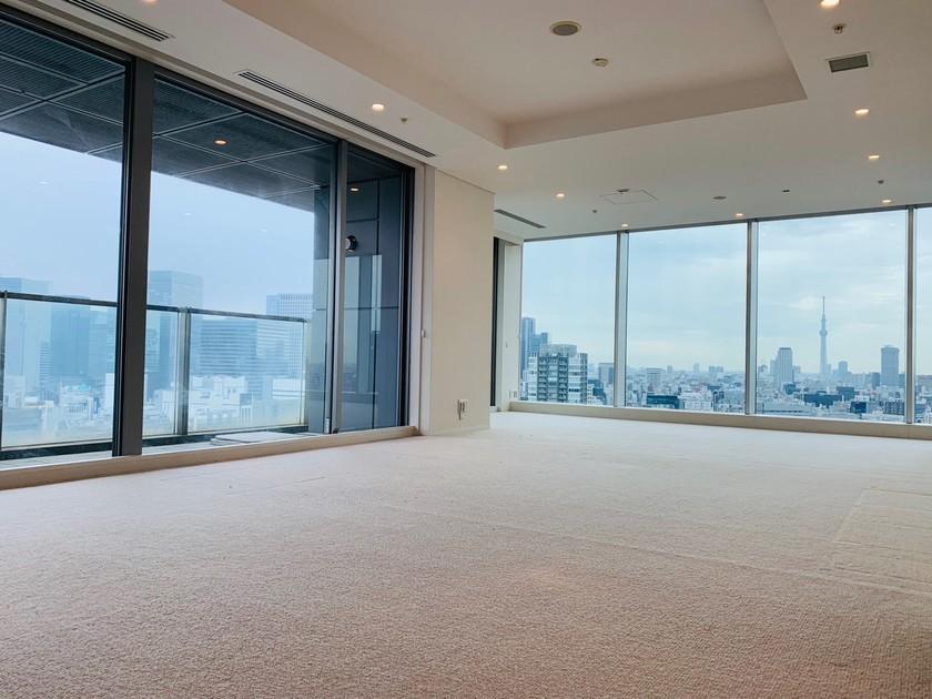 松竹スクエアレジデンス 23階 2LDK 600,000円の写真15-slider