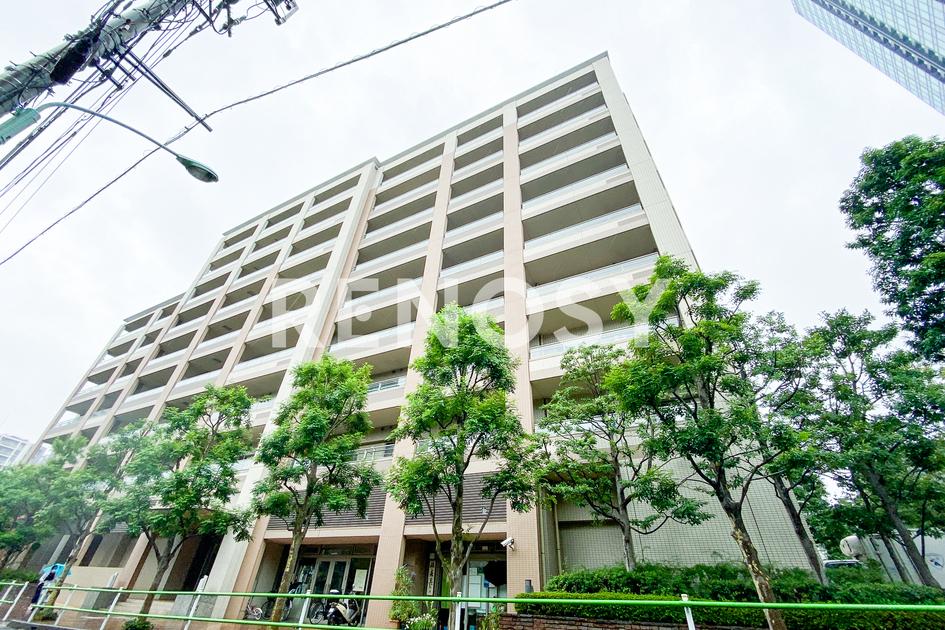 パークコート麻布十番 三田ガーデン棟の写真5-slider
