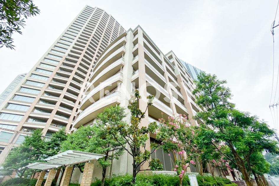 パークコート麻布十番 三田ガーデン棟の写真4-slider