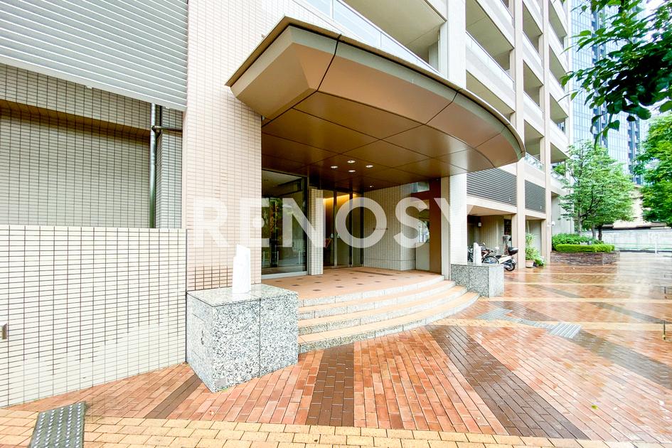 パークコート麻布十番 三田ガーデン棟の写真2-slider