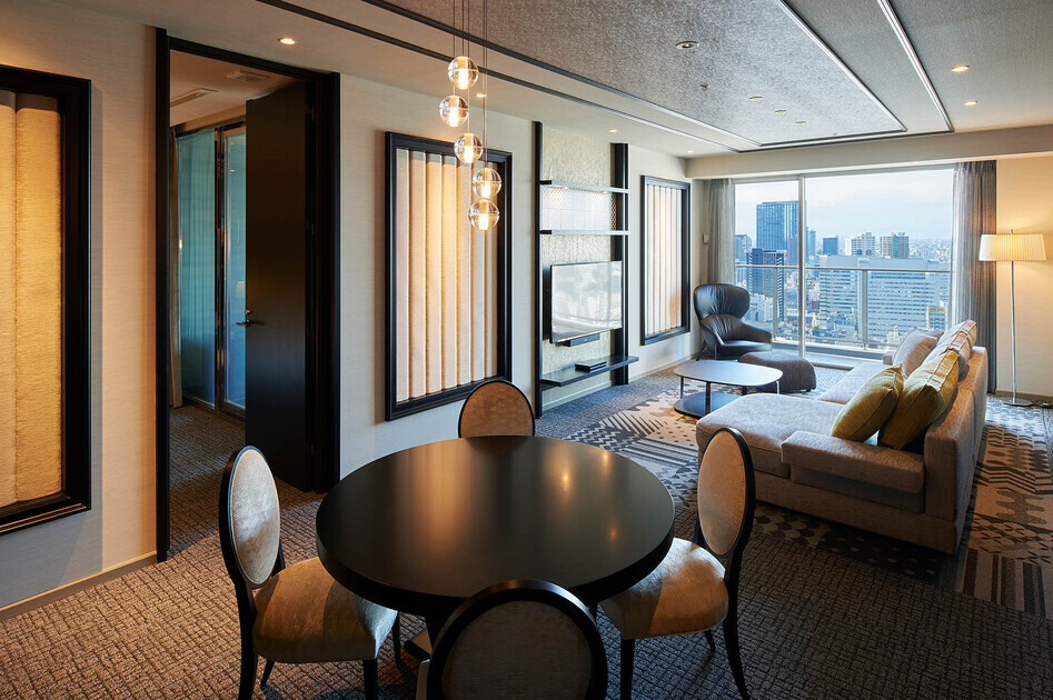 コンフォリア新宿イーストサイドタワー 14階 2LDK 398,670円〜423,330円の写真26-slider