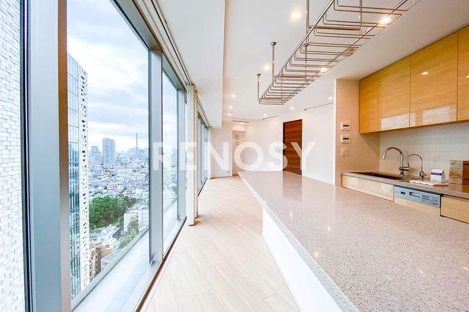 コンフォリア新宿イーストサイドタワー 14階 2LDK 398,670円〜423,330円の写真30-slider