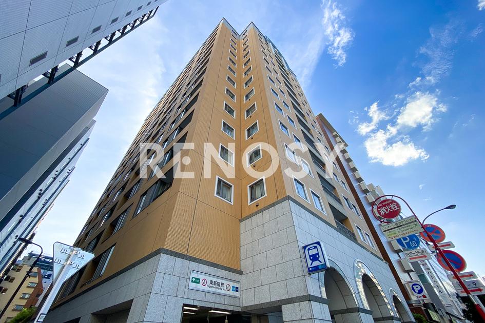 東新宿レジデンシャルタワーの写真1-slider