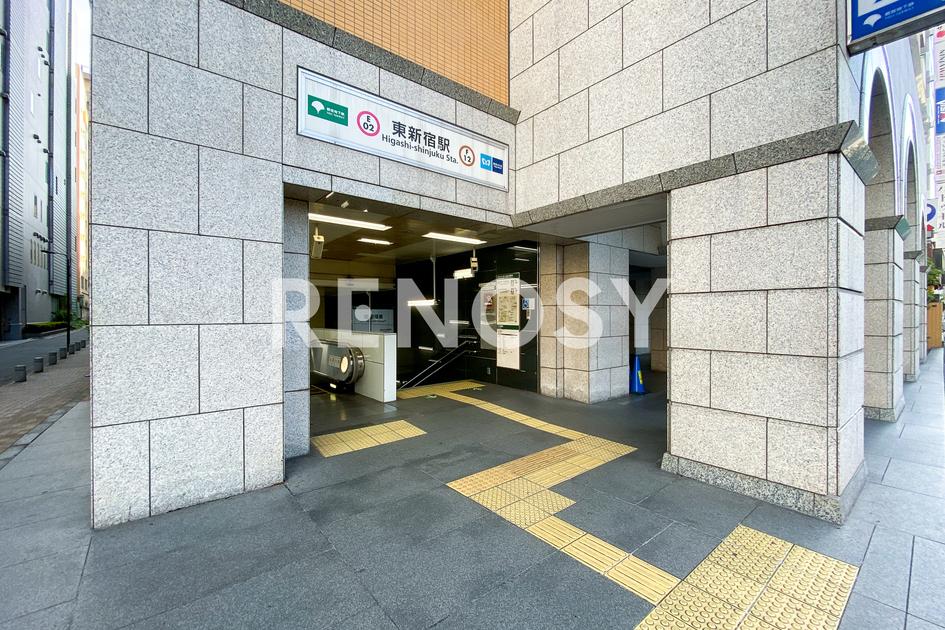 東新宿レジデンシャルタワーの写真13-slider