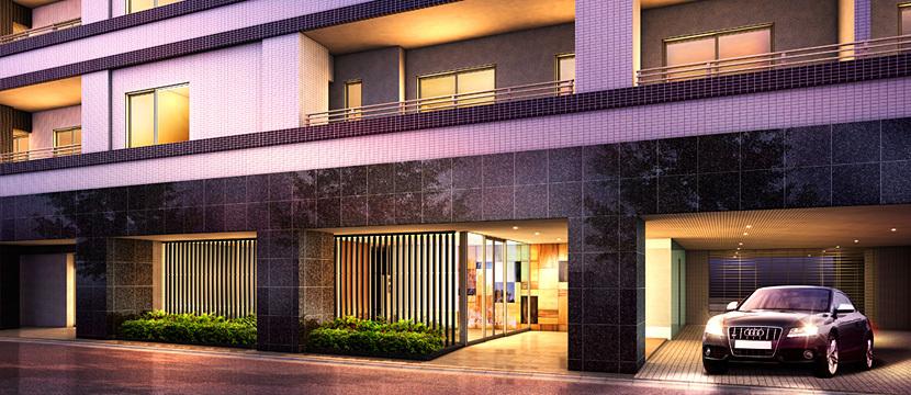 ザ・パークハウス新宿御苑西の写真2-slider