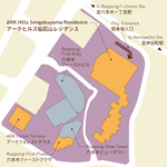 アークヒルズ仙石山レジデンス 15階 3LDK 1,425,900円〜1,514,100円の写真27-thumbnail